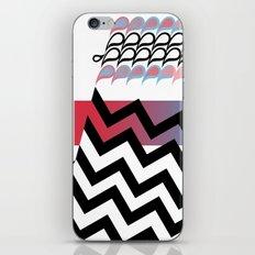 Paisley Chevrons iPhone & iPod Skin