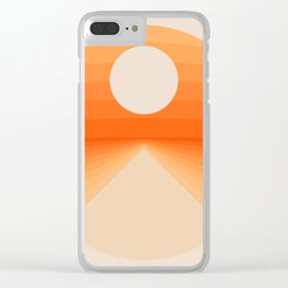 The Distance Clear iPhone Case