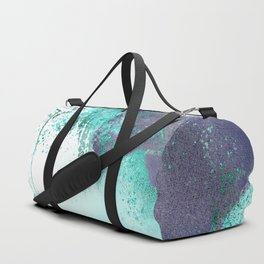 Azure mystique Duffle Bag