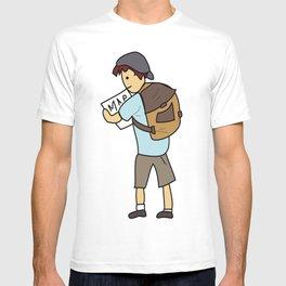 Backpacker T-shirt