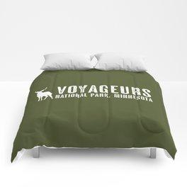 Deer: Voyageurs, Minnesota Comforters