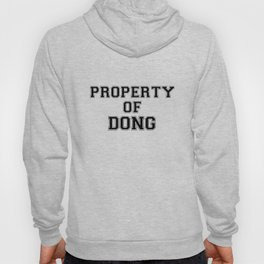 Property of DONG Hoody