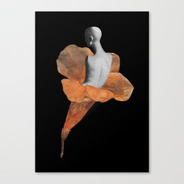 Agalmatophilia Canvas Print