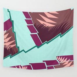 AGONDA Art Deco Modern: 1940s LOUNGE Wall Tapestry