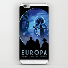 Old Sign / Europa iPhone Skin