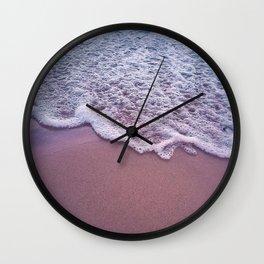 Wash Away Wall Clock