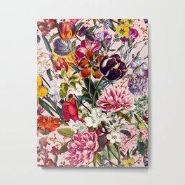 Exotic Garden - Summer Metal Print