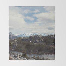 The Yukon Throw Blanket