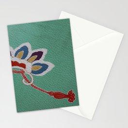 Japanese Kiku Flower (chrysanthemum) Stationery Cards