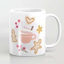 Cozy Winter Vibes Coffee Mug