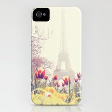 Paris iPhone (4, 4s) Slim Case