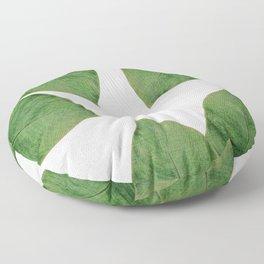 Banana Leaf I Floor Pillow