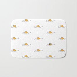 Cool Egg Bath Mat