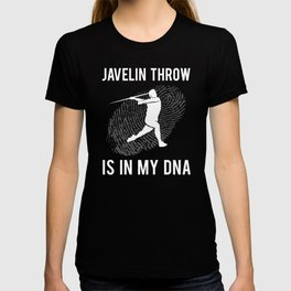 Javelin Throwing Javelin Thrower Cool Quote T-shirt