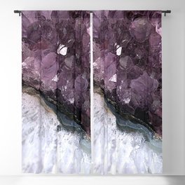 Crystal Abstract Blackout Curtain