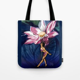 FLOWER BOMB Tote Bag