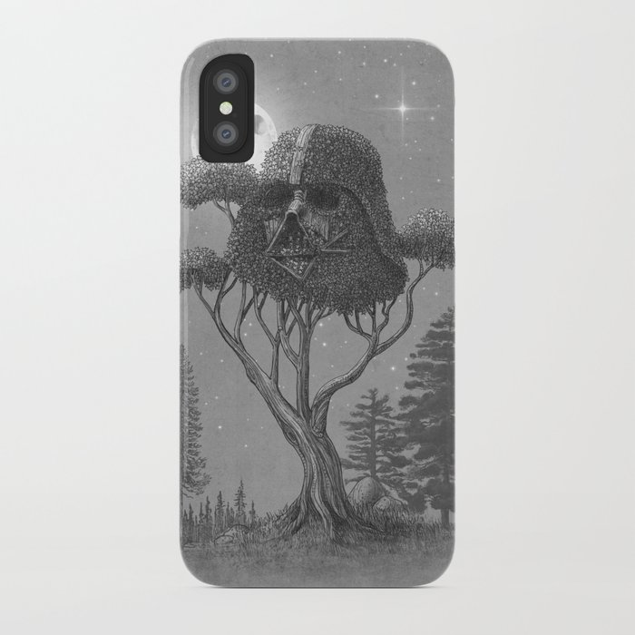 Dark Side of The Forest  iPhone Case