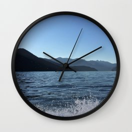 Ocean Calm IV Wall Clock