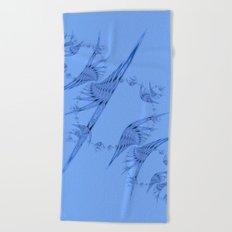 Fractal 85 Beach Towel