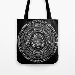 Circle BW Tote Bag