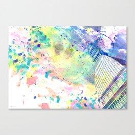 Torino, Mole Antonelliana - Italy Canvas Print