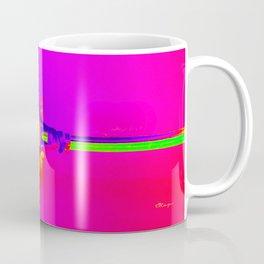 PINK LACROSSE HEAD Coffee Mug