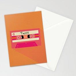 Twice - Retro - Kpop Stationery Cards
