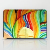 grace iPad Cases featuring grace by sylvie demers