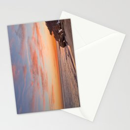 Algarve sunset Stationery Cards