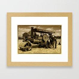 Keep on Rolling  Framed Art Print