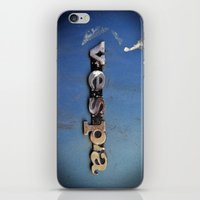 vespa iPhone & iPod Skins featuring vespa by rhythmmess