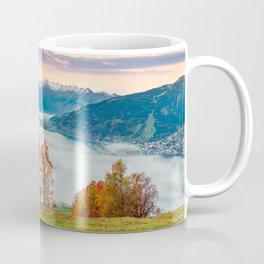 Beautiful Nature Concept Background Coffee Mug