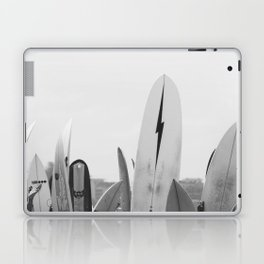 Surf Boards Laptop & iPad Skin