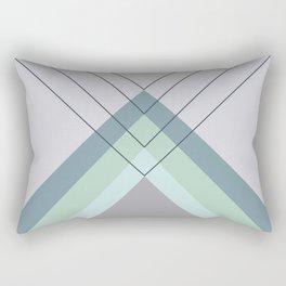 Iglu Mint Rectangular Pillow