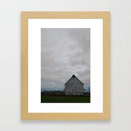 Adair Barn Framed Art Print