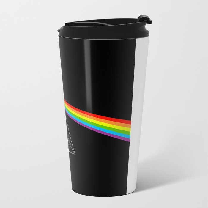 The Dark Side of the Process Travel Mug