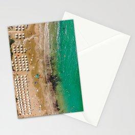 Coral Split Stationery Cards