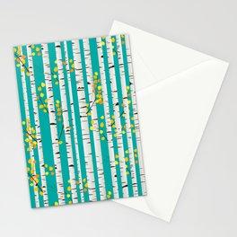 Birch wood Stationery Cards