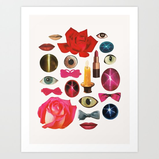 SHRINE Art Print