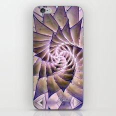 Round and Round. iPhone & iPod Skin