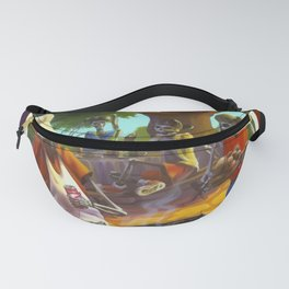 Say Cheese and Die! Fanny Pack