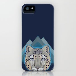 Can You See Meow? iPhone Case