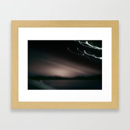 Mode Framed Art Print