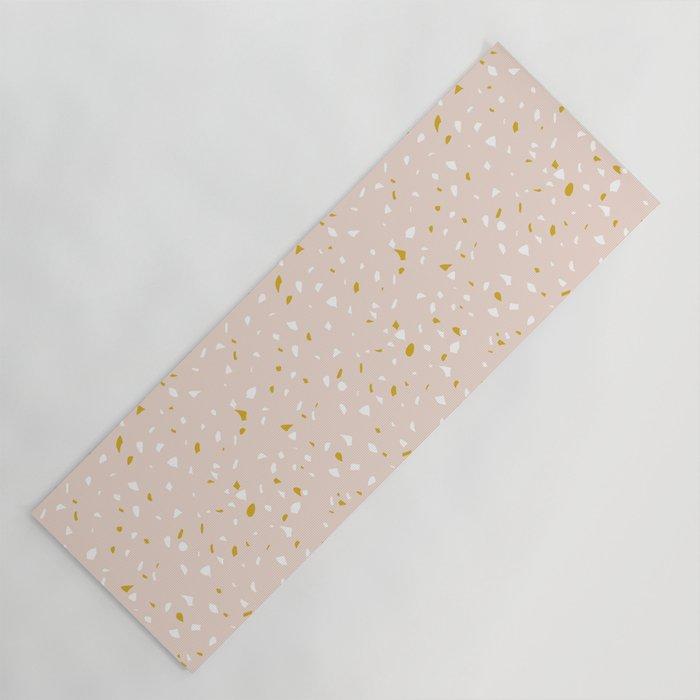 Terrazzo Yoga Mat