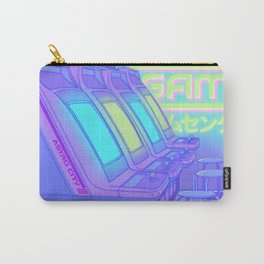 Midnight Arcade Carry-All Pouch
