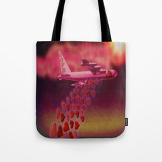 LOVE FROM ABOVE - 103 Tote Bag