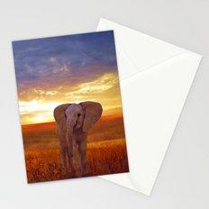 Elephant baby Stationery Cards
