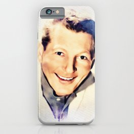 Danny Kaye, Movie Legend iPhone Case