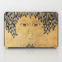 architect iPad Cases featuring He Is An Architect! by Duru Eksioglu