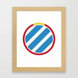 Pericos Framed Art Print
